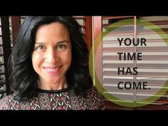 Your time has come for the best intuitive ideas. - YouTube