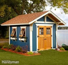 Diy Dream Shed