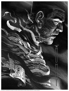 These Seven New Universal Monsters Posters Are Absolutely Stunning