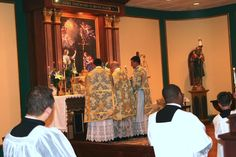 Feast of Our Lady of Mt. Carmel, St. Gabriel's, Stamford, Connecticut
