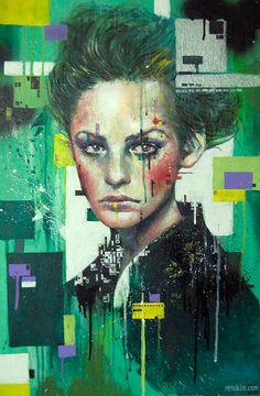 Minjae Lee #pintura