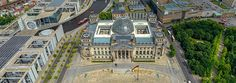 Berlin, Germany • AirPano.com • 360 Degree Aerial Panorama • 3D Virtual Tours Around the World
