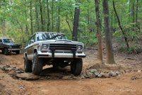 Carolina Full Size Jeep Club:  Workday 9-17-11