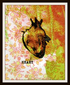 ♥ Anatomical Heart Art Print 8x 10 Poster ♥ Here at the Beacon Print Shop I try to offer you an eclectic mix of fun, affordable art prints!