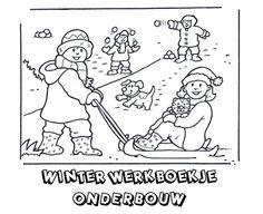 Winter Werkboekje Onderbouw