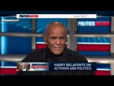 """Belafonte on GOP: Obama Needs To """"Work Like A 3rd World Dictator & Just Put All These Guys In Jail"""""""