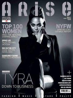Tyra Banks en Arise #17
