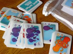 Have you ever heard of card games that you can use in the bathtub, swimming pool or hot tub?  Talk about the unique family game night!  Rummy in the Swimming pool!  #waterfun #sponsored  @Steven Fleisher Moves
