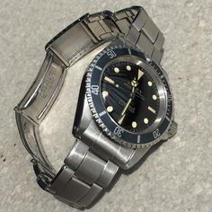 Gilt. Gloss. I  Vintage Rolex. by rollingrevolver #rolex #submariner