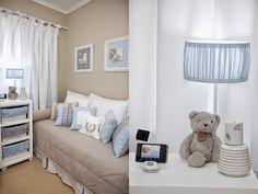 Blog Mãe de Primeira Viagem: Ideias para decoração de Quarto de Menino: Tema Ursinhos