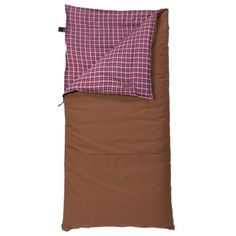 Slumberjack Big Timber 20 Degree Long Right Hand Zip Sleeping Bag -- Continue to the product at the image link.