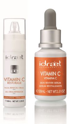 Hoy en el #blog encuentran toda la data de dos nuevos lanzamientos de la línea #VitaminaC de Idraet. www.fashionfan.com.ar