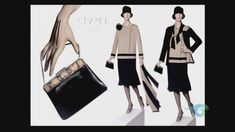 Chanel  1920s-Fashion-Recorded-and-Styled - preview of Neal Barrs stunning photographic ode to the 1920s era.