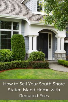 We can help you sell your South Shore Staten Island Home with lesser fees! Call me, #FredHerman, at 718-948-1820. #SouthShoreStatenIslandHomesForSale #TopRealEstateAgentInSouthShoreStatenIsland