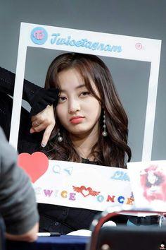 TWICE-Jihyo 171110 Fansign in Sinchon Park Ji Soo, Jihyo Twice, Twice Once, Twice Kpop, Minatozaki Sana, Im Nayeon, Extended Play, One In A Million, Marry Me