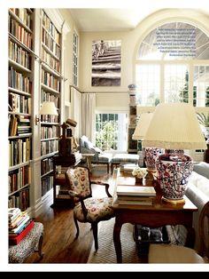 MY 18TH CENTURY FRENCH WALNUT DESK ~ Reading room