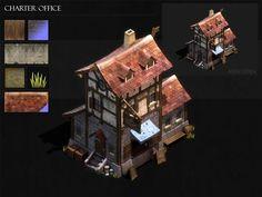 Charter Office by BoChicoine.deviantart.com on @DeviantArt