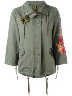 Shop Alessandra Chamonix 'Anais' jacket.