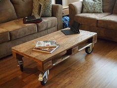 Plataforma para la mesa de centro de sala de estar