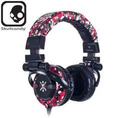skull print  headphones | headphones ipod photo headphones jasjar headphones sp5m headphones ...