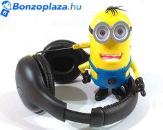 Minyon MP3 Lejátszó + FM rádió - Bonzopláza Minions, The Minions, Minions Love, Minion Stuff