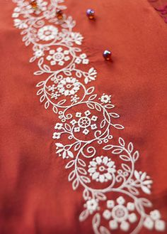 Wishing I had an embroidery machine. husqvarna viking delicate embroideries - Google Search