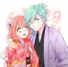 Tags: Anime, Fanart, Pixiv, Nanami Haruka, Uta no☆prince-sama♪