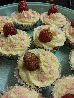 celebration girly cupcakes. tplh