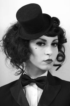 How to do mime makeup. Love the top hat too. | Halloween Costume ...