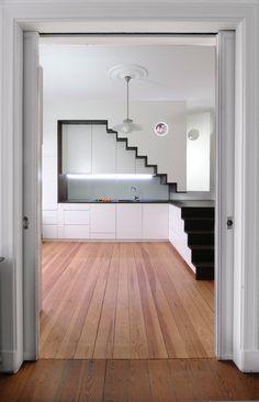 Stair Case Study House 03, Gerd Streng Architekt