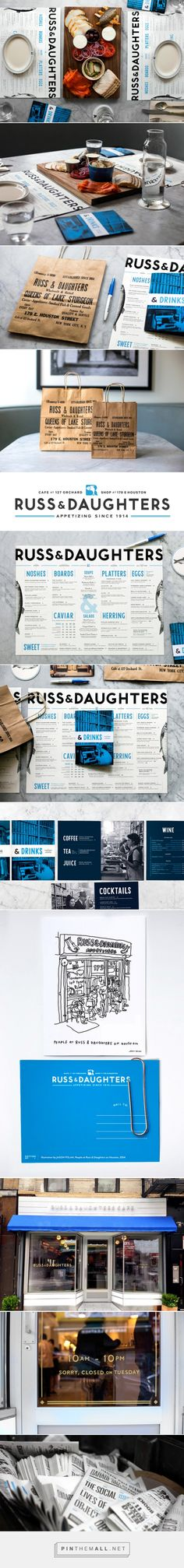 Kelli Anderson: Russ & Daughters | Design Work Life - created via http://pinthemall.net