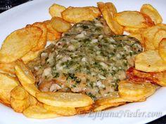 Svinjski odrezak u umaku s krumpirićima
