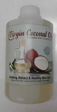 Home of Spices Cold Pressed Virgin Coconut Oil Healthy Skin, Gourmet Recipes, Coconut Oil, Spices, Cold, Canning, Amazon, Amazons