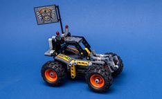 LEGO MOC 42119 9IN1 by Keep On Bricking | Rebrickable - Build with LEGO Lego Technic Sets, Lego Moc, Monster Trucks, Cars, Autos, Car, Automobile, Trucks