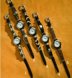 Horsehair Watches - Cattle Kate