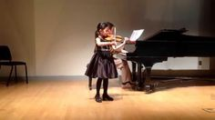 Concerto No. 22 A minor (Moderato)—See more of young violinist #daughter_from_richroyarina