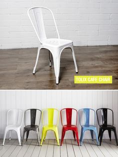 Furniture 101 || Tolix Chair