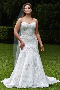 Plus Size Wedding Dresses: Wtoo