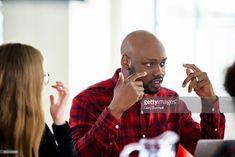 Stock Photo : People working in modern office
