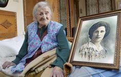 Los secretos de la persona más vieja del mundo -...