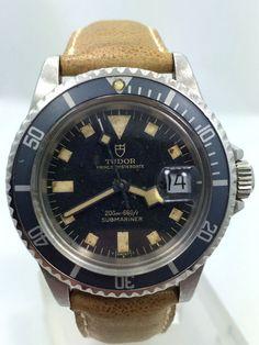 "Tudor Submariner ref. 7021/0 ""Snowflake"" Dial circa 1969"