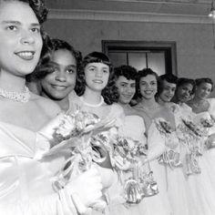 Harlem Debutantes c.1950s