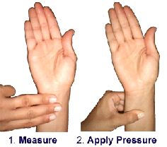 Acupressure for Instant Anxiety Relief