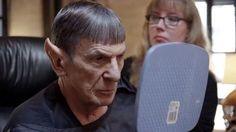 Miss you already...Spock <3