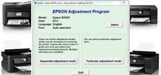 Epson Stylus Office BX525WD Adjustment Program Find Password, Something Like You, Epson Ink, Inkjet Printer, Ink Pads, Stylus, Step By Step Instructions, Programming, Printers