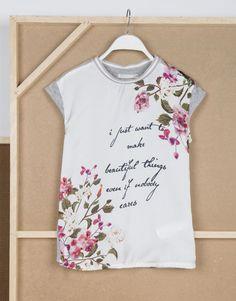 Lefties - camiseta bimateria manga corta delante sublimada - 0-803 - 05012385-I2014