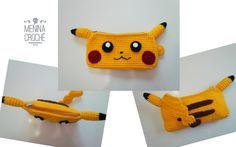 Pokemon... Estojo  Pikachu