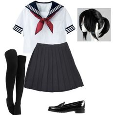 Ayano Aishi (Yandere-Chan) ~ Yandere Simulator ~ Cosplay (Default Uniform)