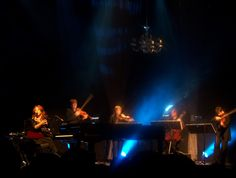 Tori Amos and string quartet at The Orpheum in Los Angeles