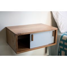 Slide Bedside Table - HORNE